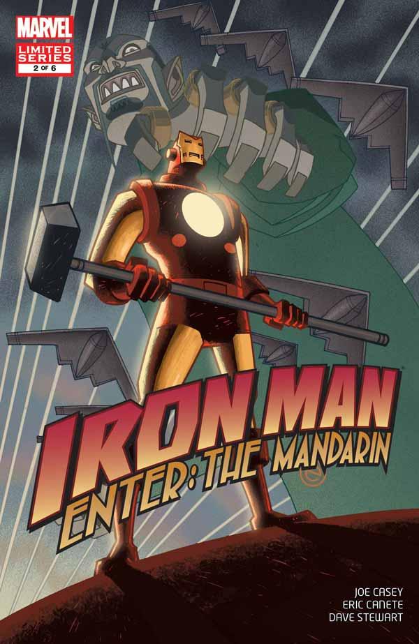Enter the Mandarin, комікси Залізна Людина, Марвел комікс, Тоні Старк Марвел комікси