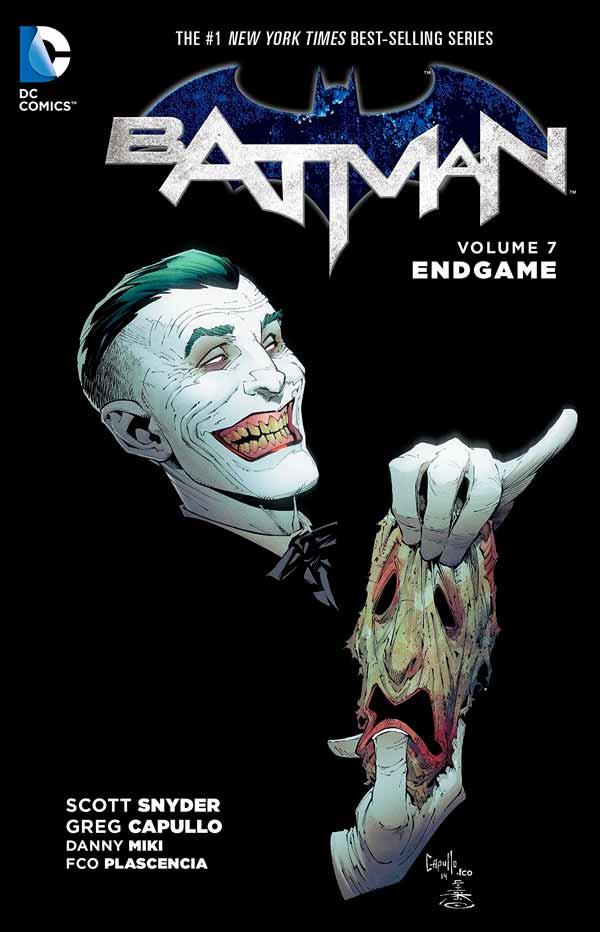 Batman Endgame, комікси дс, комікси про Бетмена та Джокера українською
