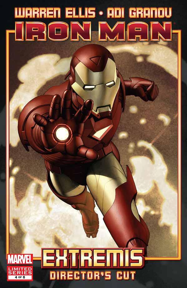 #2 Extremis (Iron Man Vol. 4 #1-6), комікси Залізна Людина, Тоні Старк Марвел комікси
