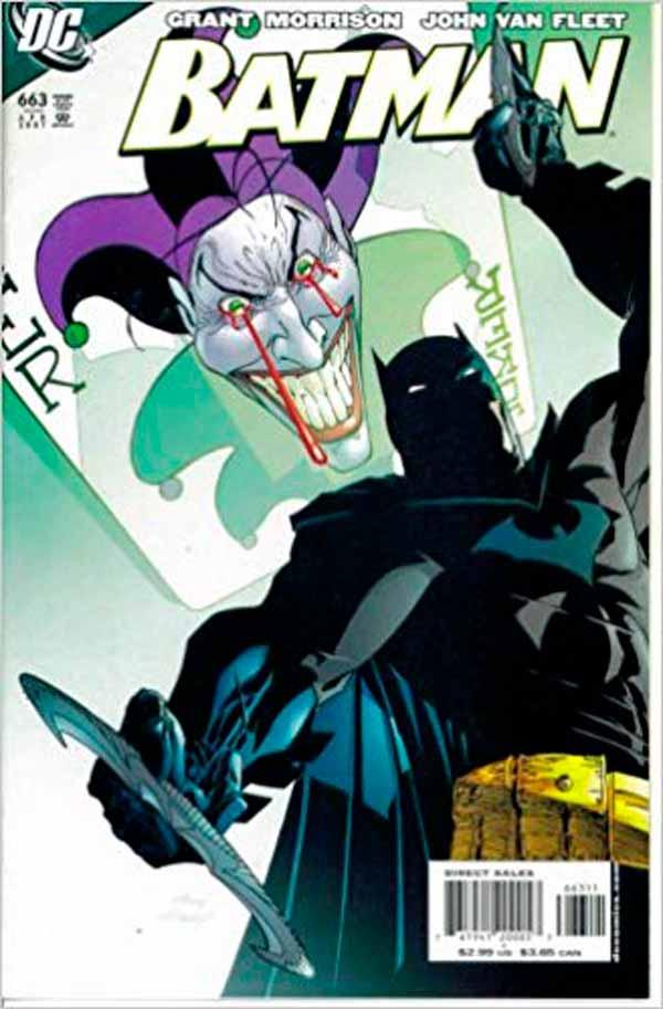 The Clown At Midnight, комікси про Джокера та Бетмена, комікс дс, комікси українською