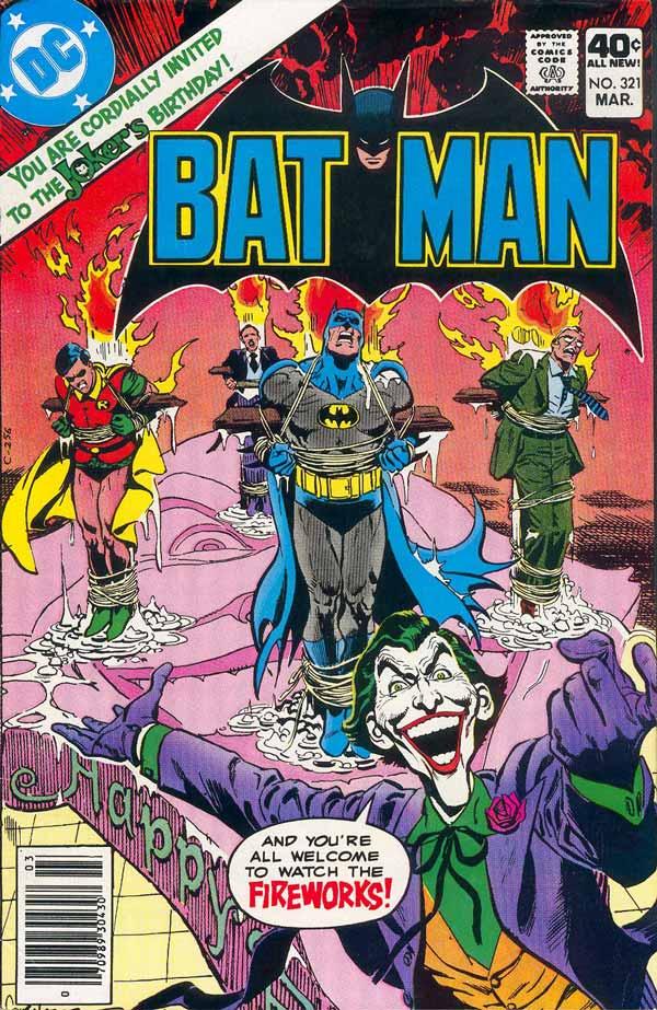 Dreadful Birthday, Dear Joker... !, комікси про Джокера та Бетмена, комікс дс, комікси українською