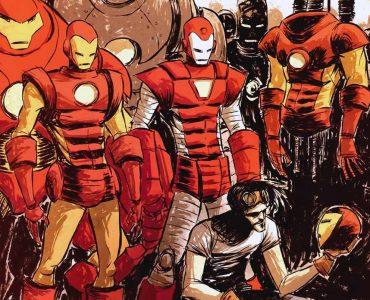 Комікси Марвел, Комікси про Залізну Людину, комікси Марвел українською