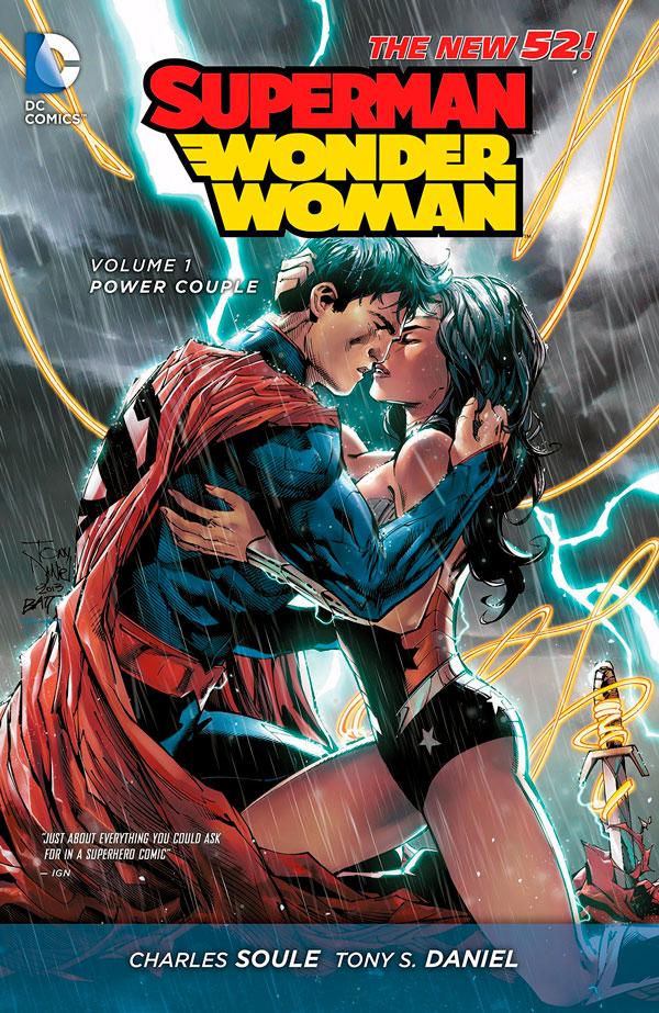 Superman/Wonder Woman Vol. 1: Power Couple, Диво-Жінка та Супермен, комікси Диво-Жінка