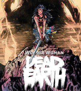 Диво Жінка: Мертва Земля,Wonder Woman: Dead Earth, комікси українською
