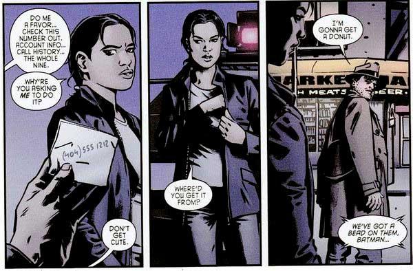 The Ballad Of Harvey Bullock And Renee Montoya, Бетмен, Гарві Буллок, ДС комікси, комікси українською