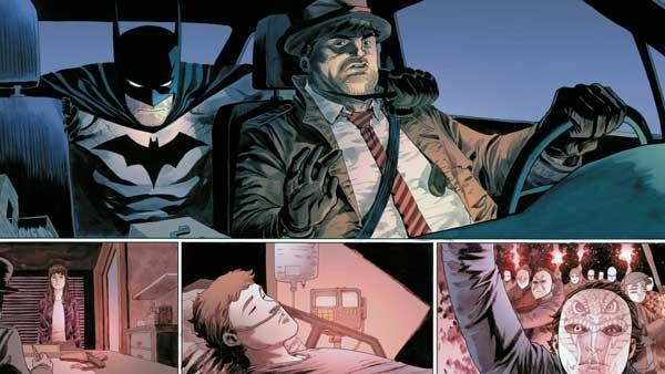 Batman Rebirth, Бетмен, Гарві Буллок, ДС комікси, комікси українською