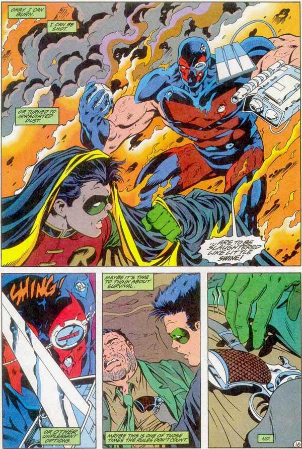 Detective Comics #682 «The KGBeast returns», Бетмен, Гарві Буллок, ДС комікси, комікси українською
