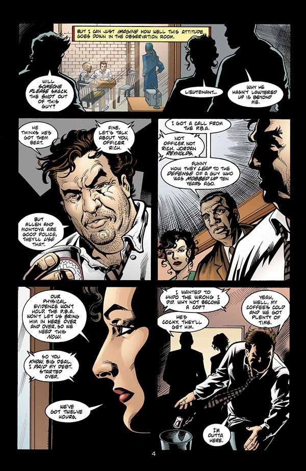 Batman #587 «Officer Down», Бетмен, Гарві Буллок, ДС комікси, комікси українською