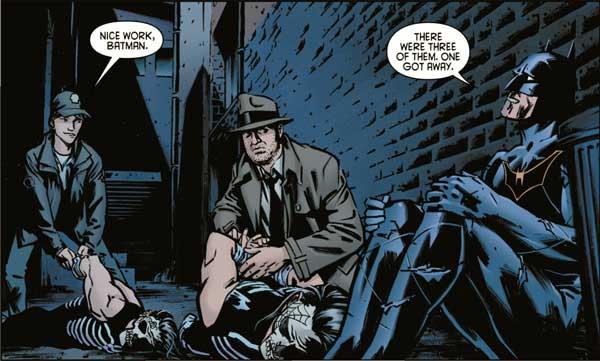 Batman New 52, Бетмен, Гарві Буллок, ДС комікси, комікси українською