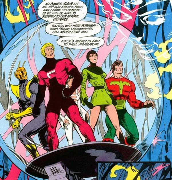 Брейніак 5, Brainiac 5, Legion of Superheroes, комікси DC українською, dc comics