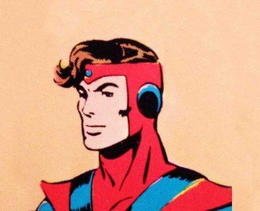 Colossal Boy, левіафан, комікси DC українською, dc comics