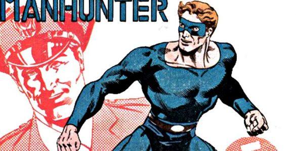 "Дональд Річардсон, Менхантер, Donald ""Dan"" Richards, Manhunter, комікси DC"