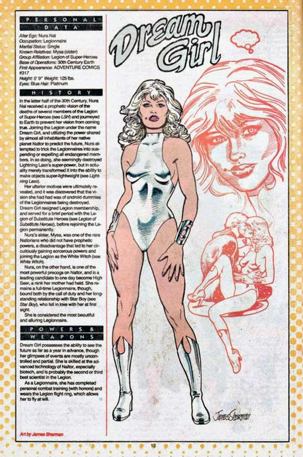 Нура Нал, Dream Girl, комікси дс, комікси українською
