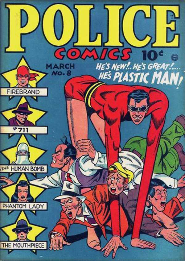 Ден Річардс, Менхантер, Manhunter, Police Comics, DC comics, комікси українською