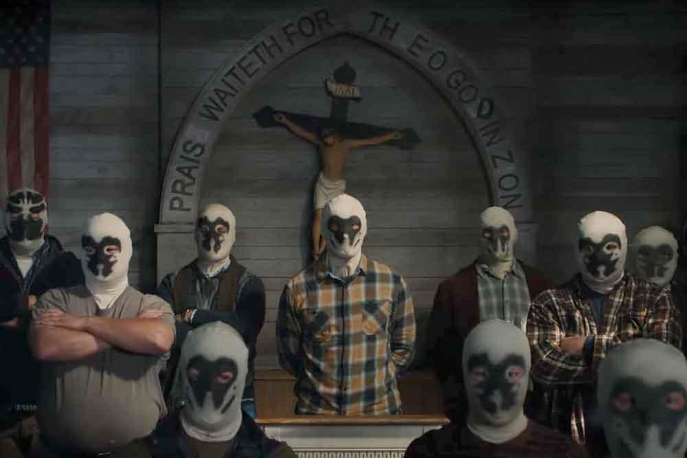 Watchmen серіал, обзор сериала Хранители, Вартові серіал огляд, Сьома Кавалерія, Седьмая Кавалерия