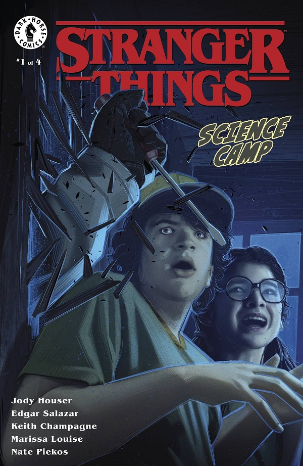 комікси Дивні Дива, «Stranger Things: Science Camp»