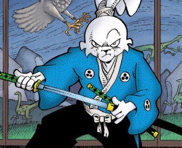 Usagi Yojimbo, комікс Усагі Йоджимбо, Усаги Йоджимбо