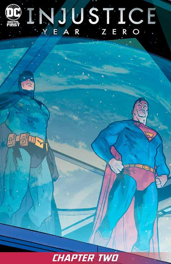 Несправедливість: Нульовий Рік #2, Injustice: Year Zero #2 комікси