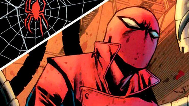 Людина-Павук «Останній Бій», Пітера Паркер Земля 312500, Last Stand Spider-Man