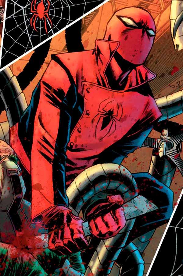 Людина-Павук «Останній Бій», Пітер Паркер Земля 312500, Last Stand Spider-Man
