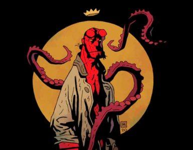 Hellboy Universe Essentials, комікси про хеллбоя, комікс дарк хорс