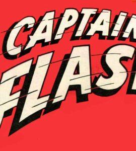 Капітан Флеш, комікси про Капітана Флеша, читати комікси Капітан Флеш, Captain Flash